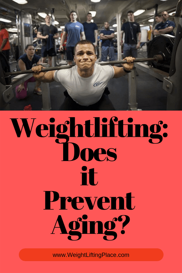 Weightlifting: Does It Prevent Aging?