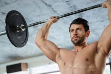 What do you think? does heavy weightlifting cause hair loss?