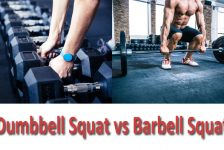 Dumbbell Squat Vs. Barbell Squat: What's Better?
