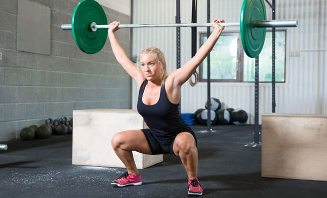 Is Olympic Weightlifting Enough To Lose Weight Weightlifting Place